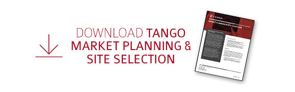 Download Tango Market Planning & Site Selection